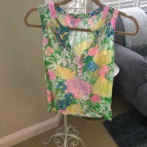 Lilly Pulitzer Essie Shirt